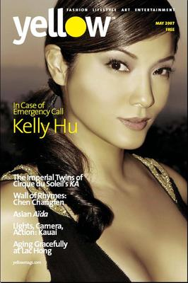 Kelly Hu dla Yellow