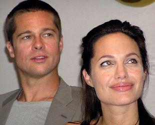 Brad Pitt zaprzecza