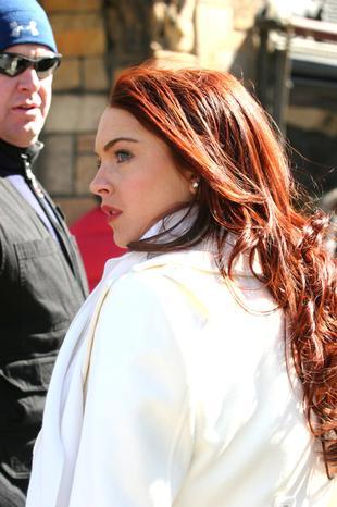 Lindsay Lohan może być piosenkarką