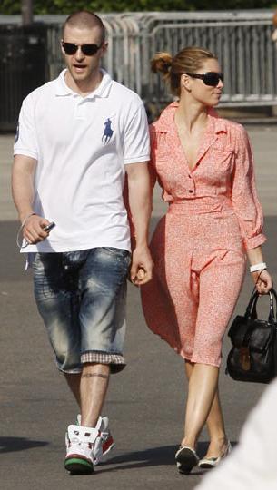 Jessica Biel i Justin Timberlake zdobędą Kilimandżaro