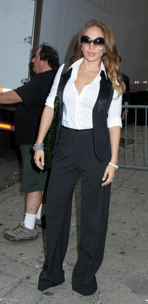 Jennifer Lopez po męsku