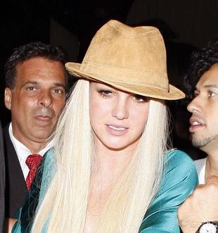 Britney stanowi zagrożenie