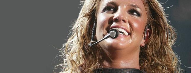 Parasolka była dla Britney