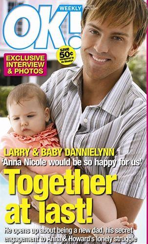 Wykorzystuje córkę Anny Nicole Smith