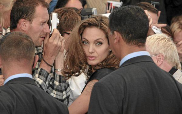 Angelina Jolie nie lubi ziółek