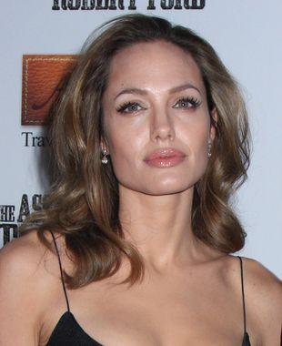 Angelina Jolie miała tylko czterech facetów