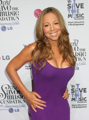 Mariah Carey ma skromne wymagania