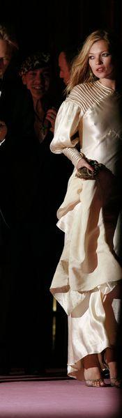 Kate Moss ma patent na siebie