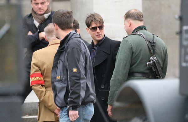 Tom Cruise i tajemniczy gazownik