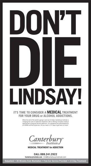 Lindsay Lohan twierdzi, że małżeństw nie rozbija