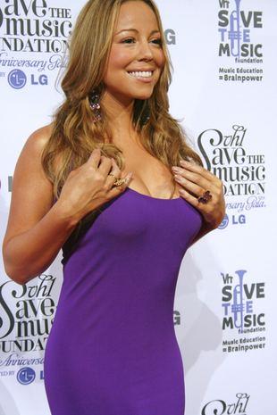Mariah Carey ma asystentów od siusiania