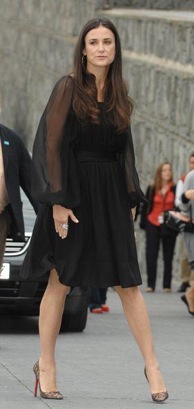 Demi Moore NIE ma patentu na młodość (FOTO)
