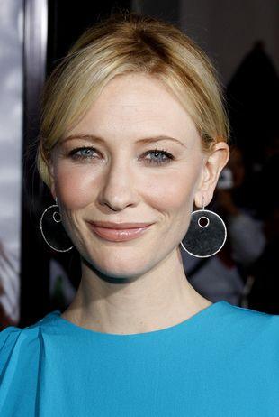 Cate Blanchett w turkusie (FOTO)