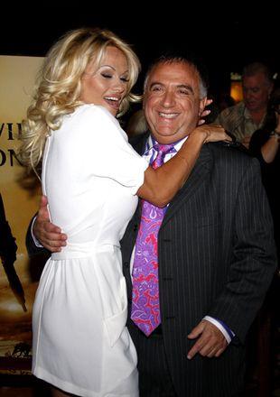 Pamela Anderson otwiera klub ze striptizem