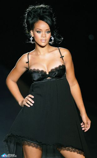 Rihanna u Dsquared