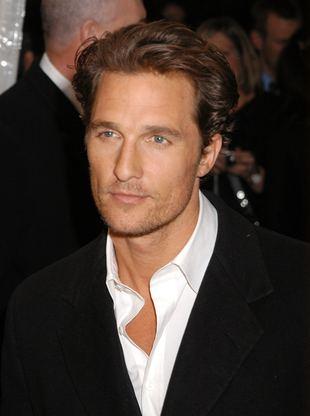 Słodki synek Matthew McConaughey'ego