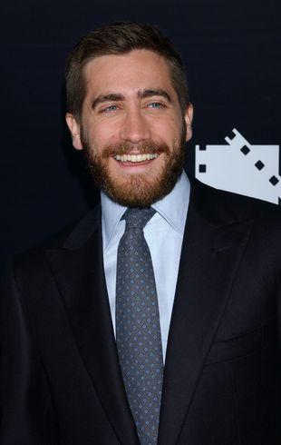 Jake Gyllenhaal z tym czymś (FOTO)