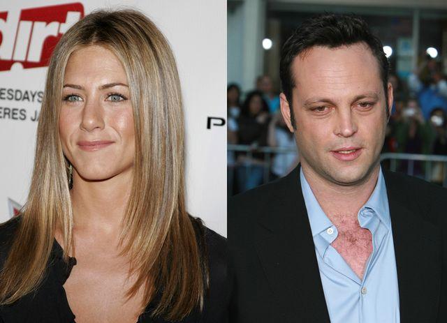 Jennifer Aniston i Vince Vaughn na randce