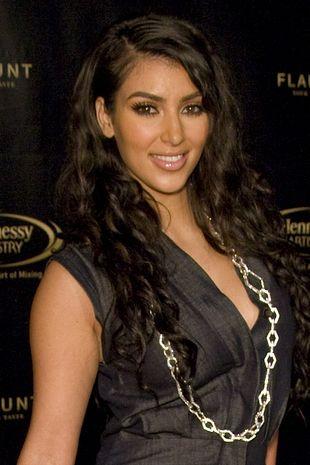 Kim Kardashian znowu na salonach (FOTO)