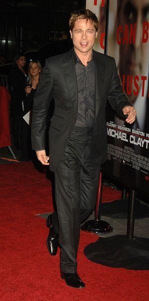 Dzikie lata Brada Pitta