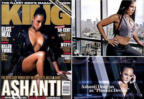 Ashanti w magazynie King