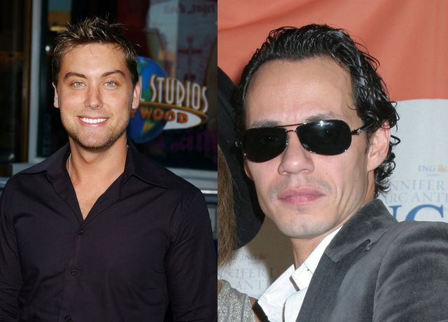 Lance Bass i Marc Anthony kochankami?
