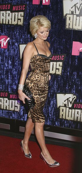 Paris Hilton chce do filmu