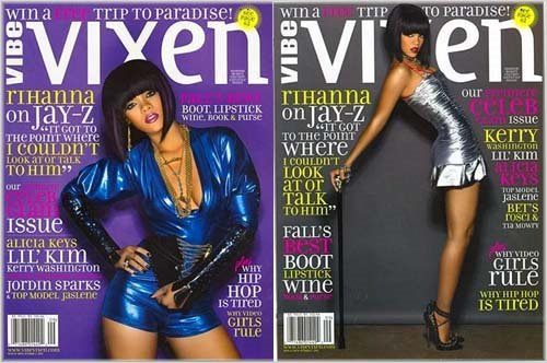 Rihanna jest lisicą