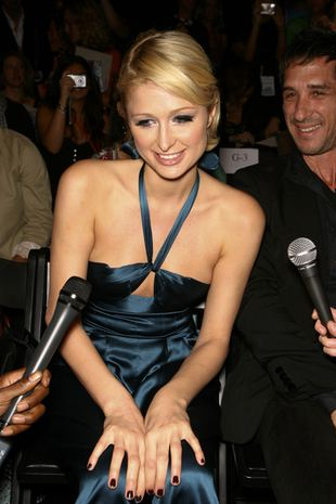 Paris Hilton na Mercedes Benz Fashion Week (FOTO)