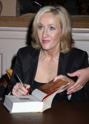 J.K. Rowling nie wyklucza kontynuacji przygód Pottera!