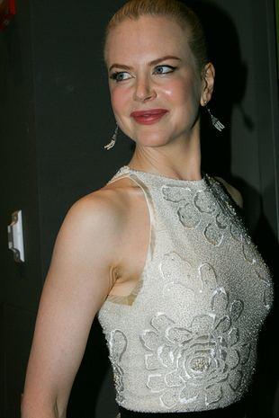 Nicole Kidman na diecie tuczącej