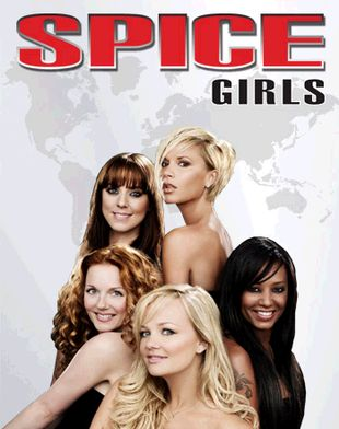 Spice Girls dla Victoria's Secret