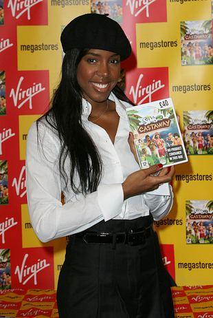 Kelly Rowland w bereciku (FOTO)