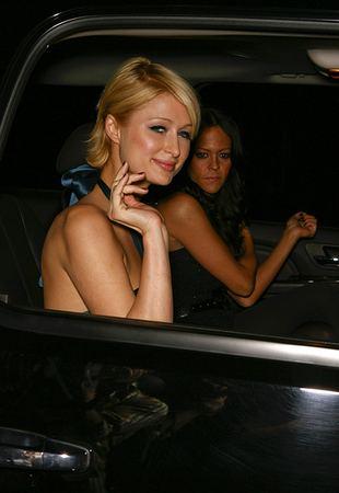 Paris Hilton nie pojedzie do Rwandy