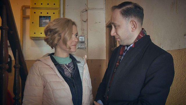 Monika Zamachowska i Jarosław Milner w akcji Paczki z sercem (ZDJĘCIA)
