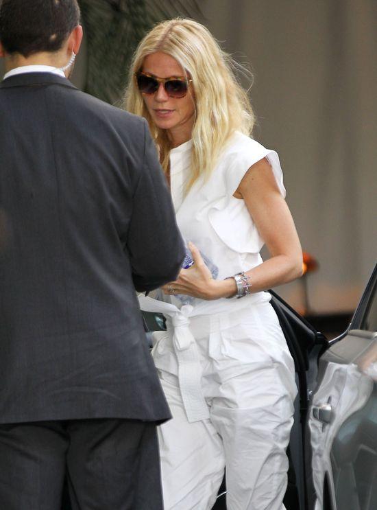 Menu według Gwyneth Paltrow: na bogato