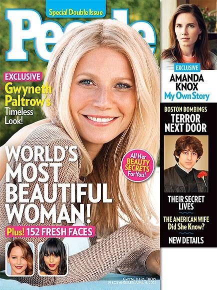 Gwyneth Paltrow - brak majtek pomógł?