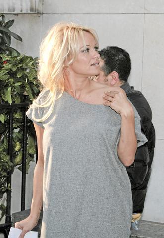 Pamela Anderson dostała obywatelstwo USA