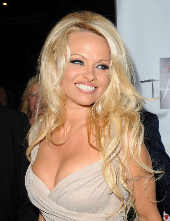 Pamela Anderson: Aż tak nie zwiotczałam! (FOTO)