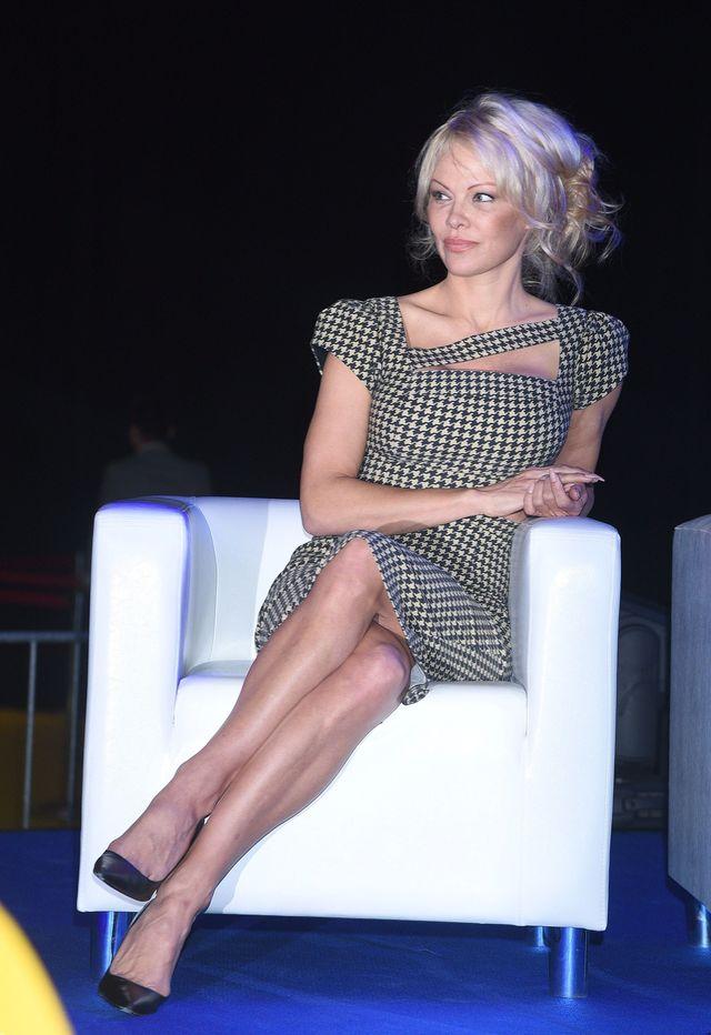 Pamela Anderson w Polsce (ZDJĘCIA)