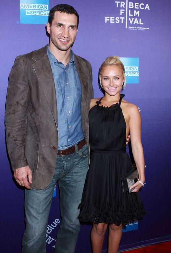 Hayden Panettiere i Wladimir Klitschko zaręczyli się!