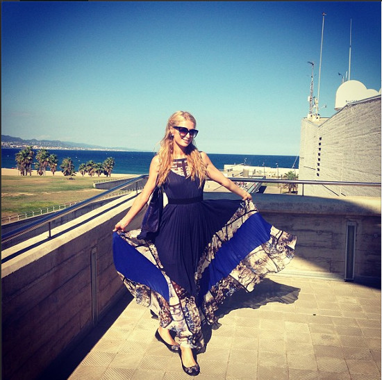 Paris Hilton zadebiutowała na Ibizie jako DJ (VIDEO)