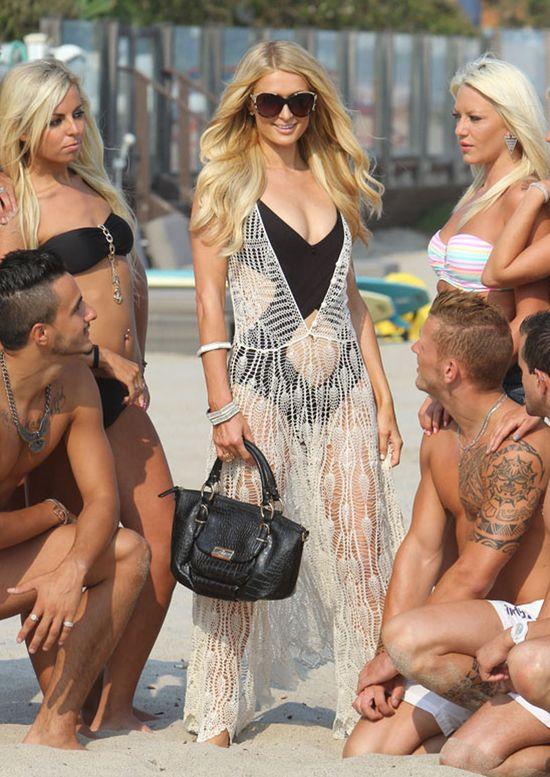 Czy Paris Hilton szykuje się do ślubu? (FOTO)