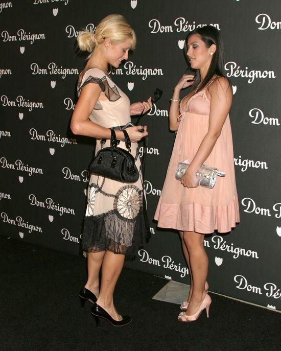 Ta wypowiedź Kim Kardashian nie spodoba się Paris Hilton