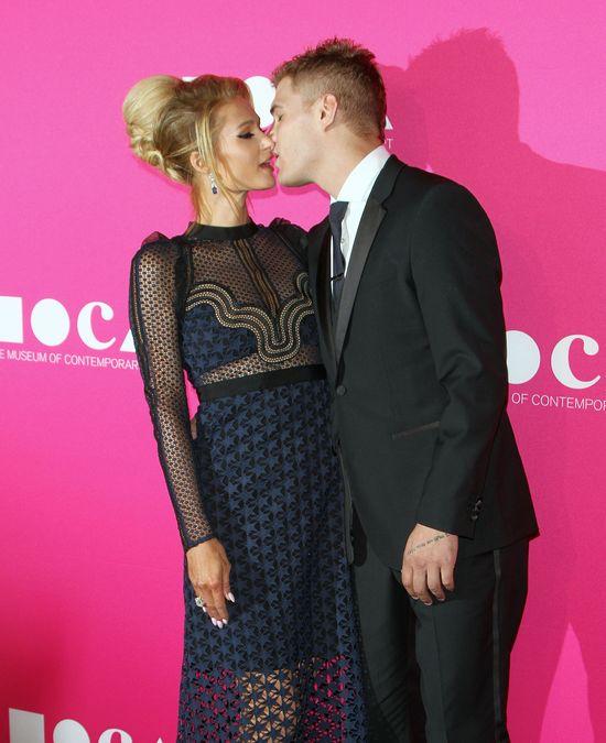 Paris Hilton o posiadaniu potomstwa