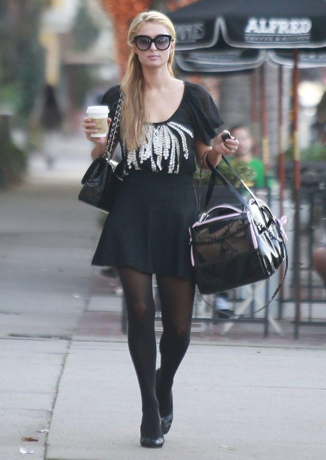Paris Hilton powiększyła piersi? (FOTO)