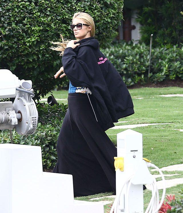 Paris Hilton prawie umarła ze strachu [VIDEO]