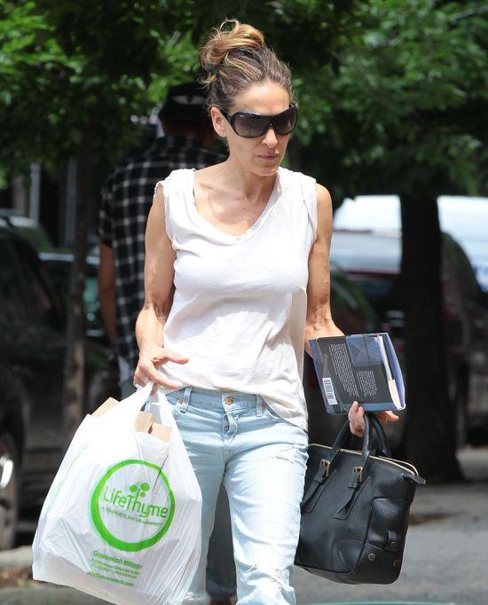 Sarah Jessica Parker na zakupach