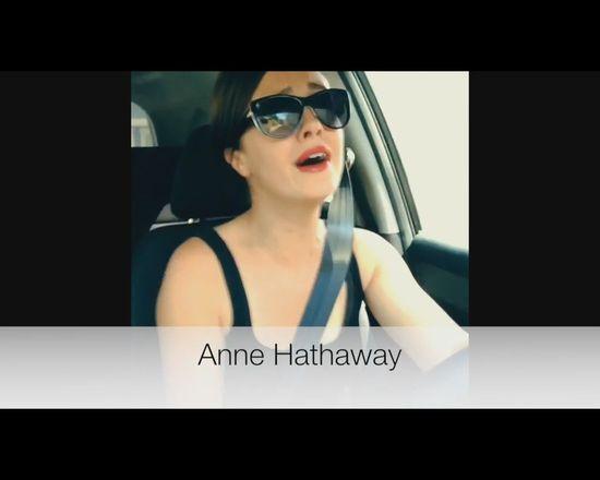 Ona jest niesamowita! Zobaczcie, jak na�laduje gwiazdy VIDEO