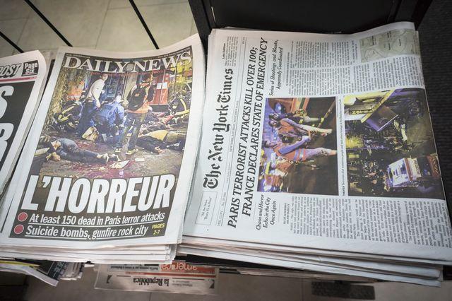 Ujawniono tożsamość części ofiar zamachów w Paryżu